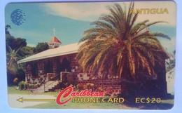 18CATE Sawcolts Methodist Church EC$20 - Antigua En Barbuda