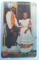 97CATA National Dress EC$20 - Antigua And Barbuda