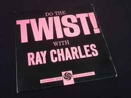 Vinyle 33 Tours   Do The Twist With  Ray Charles  (1961) - Blues