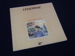 Vinyle 33 Tours   Chaconne  Musiques Traditionnelles  (1977) - Vinyles