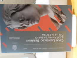 SAN MARINO 2018  EURO 2 FDC  LORENZO BERNINI - San Marino
