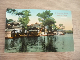 CPA Chine China A Beautiful River Scene In China Paypal Ok Out Of Europe - China