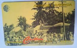 54CATB Water Famine EC$10 - Antigua And Barbuda