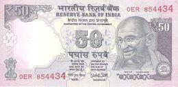 India - Pick New - 50 Rupees 2017 - Unc - India