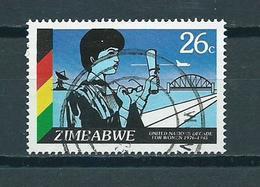 1985 Zimbabwe United Nations Used/gebruikt/oblitere - Zimbabwe (1980-...)