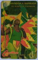181CATC Showcase Mas Troupe EC$10 Without  Slash - Antigua En Barbuda