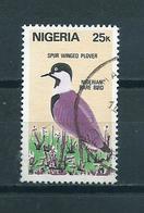 1984 Nigeria Birds,oiseaux,vögel Used/gebruikt/oblitere - Nigeria (1961-...)