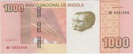 1.000 KWANZAS 2012 - Angola