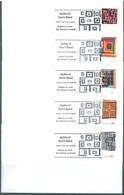 USA - 24.8.2006 - FDC - QUILTS OF GEE'S BEND - Yv 3866-3875 Mi 4161-4171 Sc 4085-4088 - Lot 19001 - Ersttagsbelege (FDC)