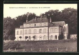 CPA Rigny-sur-Arroux, Le Chateau De La Vesvre - Unclassified