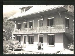 CPA Villarembert, Maison Marcel Duverney - Non Classés