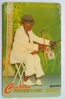 97CATD Playing The Saw  (no Slash C/n) - Antigua En Barbuda