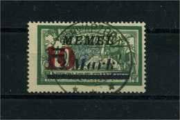 MEMEL 1923 Nr 121 Gestempelt (110136) - Memelgebiet