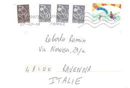 LETTERA X ITALY SPORT PARAPENTE - Francobolli