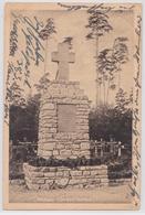 MITAU JELGAVA (Lettonie Latvia Latvija) - Ehrenfriedhof - Feldpostkarte WW1 - Lettonie