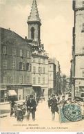 WW 13 MARSEILLE. Rue Aubagne 1908 - Marseille