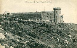 30 - VALLERAUGUE - Observatoire De L'Aigoual - Valleraugue