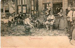 Constantinople. -    Café  Turc - Grèce