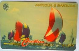 239CATC   Sailing Week EC$20 - Antigua En Barbuda