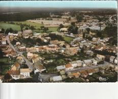 59 - TRES BELLE CARTE POSTALE SEMI MODERNE DE GLAGEON   VUE AERIENNE - Other Municipalities