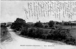 SAINT CLAUD SUR LE SON VUE GENERALE TBE - France