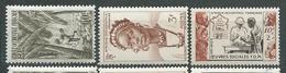 AOF  N°  43/45  **  TB  2 - Unused Stamps