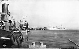 ¤¤   -  TUNISIE   -   SOUSSE  -   Le Port  -  Cargo , Bateau De Commerce, Remorqueurs   -  ¤¤ - Tunisie