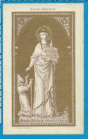 Holycard    St. Adelaîde    Halberstadt - Images Religieuses