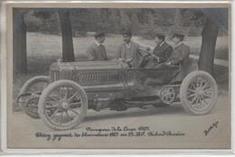 VAINQUEUR DE LA COUPE 1905   THERY GAGNANT DES ELIMINATOIRES 1905 - Sport Automobile