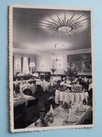 Restaurant CARLTON Bd De Waterloo 28 ( Photo Frères Haine ) Anno 19?? ( Voir Photo ) ! - Cafés, Hotels, Restaurants
