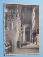 St. Laureyskerk - Eglise St. Laurent / Zicht Op De Bovengaanderij ( Thill ) Anno 19?? ( Voir Photo ) ! - Antwerpen