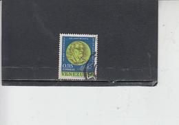 VENEZUELA  1963 - Yvert  685 -  (used) -  Razetti - Venezuela