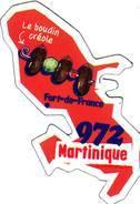 Magnet Le Gaulois Depart'aimant 972 Version 2017 - Magnets