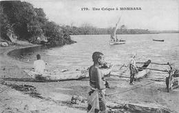 ¤¤   -    KENYA    -   Une Crique à MOMBASA      -  ¤¤ - Kenya