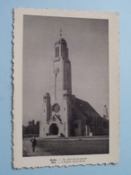De Sint-Rochuskerk - L'Eglise Saint-Roch HALLE-HAL ( Libri Hallis ) Anno 19?? ( Voir Photo ) ! - Halle