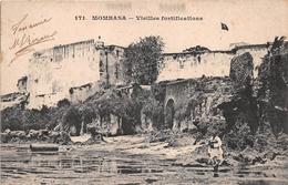 ¤¤   -    KENYA    -    MOMBASA   -  Vieilles Fortifications       -  ¤¤ - Kenya