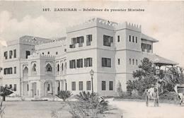 ¤¤   -    TANZANIE    -   ZANZIBAR   -  Résidence Du Premier Ministre      -  ¤¤ - Tanzania