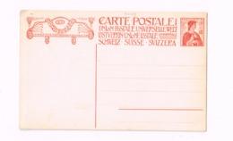 Entier Postal à 10 Centimes.Inauguration Du Monument Commémoratif De 1909. - Entiers Postaux