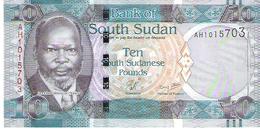 South Sudan - Pick 7 - 10 Pounds 2011 - Unc - Soudan Du Sud