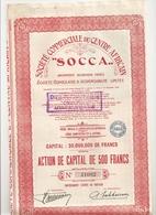 Congo - Socca - Afrika
