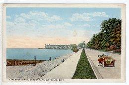 Cpa Lake Shore Drive Gordon Park Cleveland Ohio - Cleveland