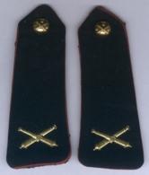 Epaulettes D'Artilleur - Uniforms