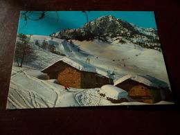 B714   Courmayeur Campi Di Sci Monte Bianco Non Viaggiata - Italia