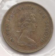 @Y@   Hong Kong   50  Cents  1979    (4459) - Hongkong