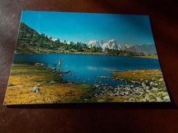 B714  Morgex Lago Non Viaggiata - Italia