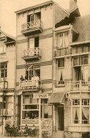BELGIQUE - La PANNE - Pension De Famille Riva-Bella. Restaurant. 6, Rue Walckiers… - Autres