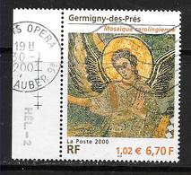 FRANCE 3358 Mosaïque Ange 9eme Siècle Germigny-des-Près - France