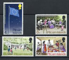 Pitcairn N°122/25** (MNH) 1972 - Commission Du Pacifique Sud - Timbres