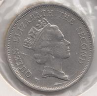 @Y@   Hong Kong   1  Dollar   1989    (4455) - Hongkong