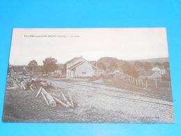 25 ) Villers-sous-chalamont - La Gare - Année  : EDIT : Karrer - Autres Communes